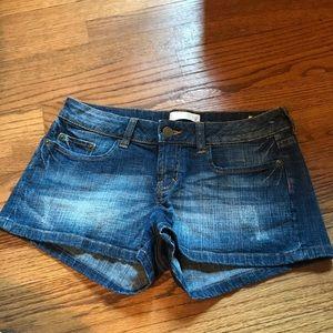 BP NORDSTROM denim jean shorts